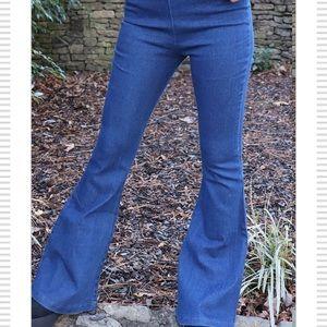 Denim - Flared jeans
